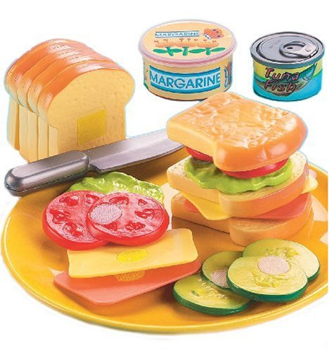 Country Club Sandwich 21 Pc. Playset