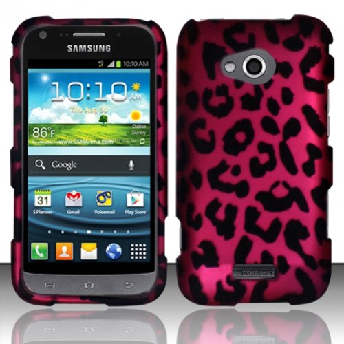 For Samsung Galaxy Victory 4G LTE L300 (Sprint) Rubberized ...