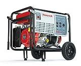 Honeywell HW5500 6,875 Watt 11 HP 337cc OHV Portable Gas Powered Home Generator