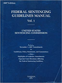 Sentencing guidelines manual of mississippi