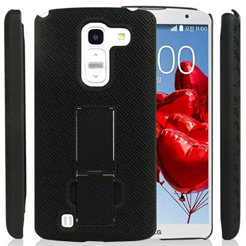 Maxboost LG G Pro 2 Shell Holster Combo Case