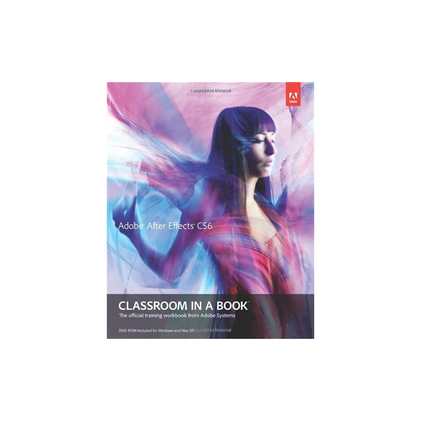 Adobe After Effects Cs5 Classroom In A Book Pdf