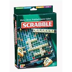 Bei amazon: Scrabble Kompakt für 12,90 €