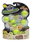 Crashlings, Series 1 Mini Figures, Aliens - 10 Pack