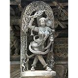 "Dolls Of India ""Beautiful Maiden - Temple Sculpture From Belur, Karnataka, India"" Photographic Print - Unframed..."