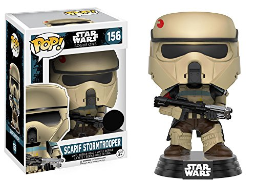 Funko Star Wars Rogue One Scarif Stormtrooper Officer Exclusive Vinyl Figure