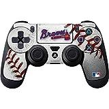 MLB - Atlanta Braves - Atlanta Braves Game Ball - Skin for Sony PlayStation 4 / PS4 DualShock4 Controller