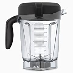 Vitamix 64 Ounce Low Profile Container, Wet Blade, Lid and Plug