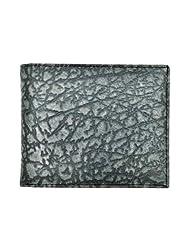 Hawai Ash Colored Texture Wallet For Men