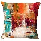 Handicrunch Stybuzz Painting Art Multicolor Cushion Cover
