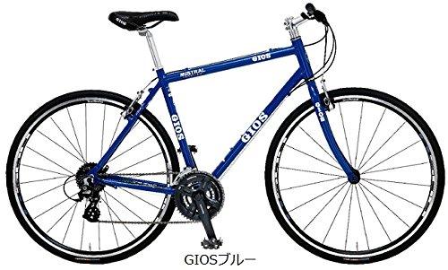 GIOS(ジオス) MISTRAL(ミストラル) クロスバイク 2016モデル 480サイズ (ジオスブルー)
