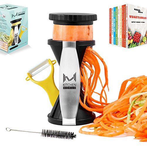 Complete Bundle with Vegetable Peeler and Cleaning Brush