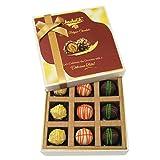 Chocholik Belgium Gift - 9pc Scrumptious White Collection Of Chocolates