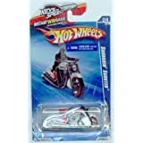 Hot Wheels 2010-112/240 HW City Works 04/10 Scorchin Scooter On Keys To Speed INSTANT Win Card 1:64