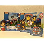 Nickelodeon, Paw Patrol - Ryders Rescue ATV And Nickelodeon, Paw Patrol - Action Pack Pup & Badge -