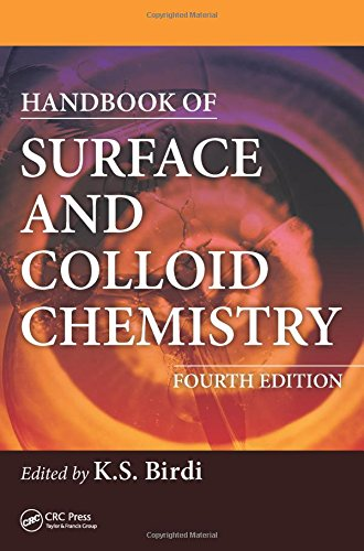 Handbook of Surface and Colloid Chemistry (4th Edition)