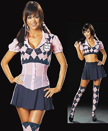schoolgirl uniform for women