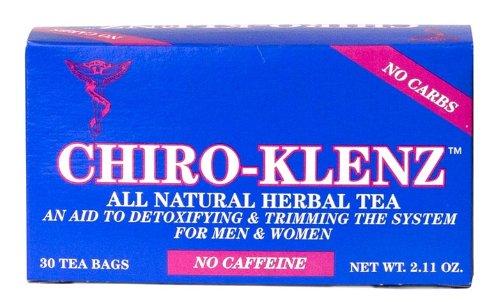 Chiro-Klenz The Original colon cleanse tea
