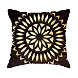 """MyPinch Traditional Cushion Covers (16""""X16"""")- Pack Of 5"""
