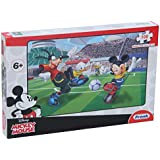 Toys And Games MM & Friends Play Football 108 Pcs Activity Puzzle Set