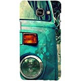 For Samsung Galaxy On5 (2016) Aya Hu Kuch To Leke Jaunga ( Aya Hu Kuch To Leke Jaunga, Good Quotes, Green Background ) Printed Designer Back Case Cover By TAKKLOO