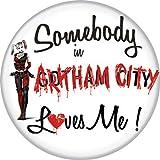 Officially Licensed DC Comics (Batman) Harley Quinn Somebody Loves Me 1.25