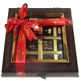 Chocholik - Decadent Flavors In A Beautiful Wooden Box - Chocholik Belgium Chocolate Gifts