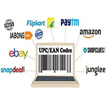 UPC Codes Certified Bar Code For Listing On Any ECommerce Marketplace 100 - UPC/EAN Codes