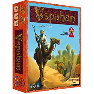 Click to buy Yspahan Board Game from Amazon!