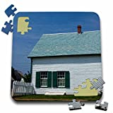 Danita Delimont - Prince Edward Island - Prince Edward Island, Anne of Green Gables home-CN09 CMI0158 - Cindy Miller Hopkins - 10x10 Inch Puzzle (pzl_74492_2)