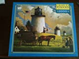 Charles Wysocki 1000 pc Three Sisters of Nauset Puzzle by MB