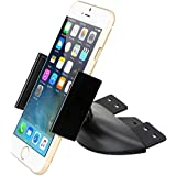 Smartphone CD Mount - IKross Universal In-Car CD Slot Mount Cradle Holder For IPhone, Smartphone With 360 Rotation...