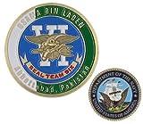 Seal Team 6 Osama Bin Laden Challenge Coin by NIC