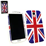 Emartbuy® Samsung Galaxy S4 I9500 Union Jack Clip On Protection Case / Cover / Skin