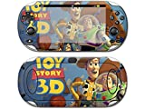 Toy Story 3D skin for psp vita 1000 console