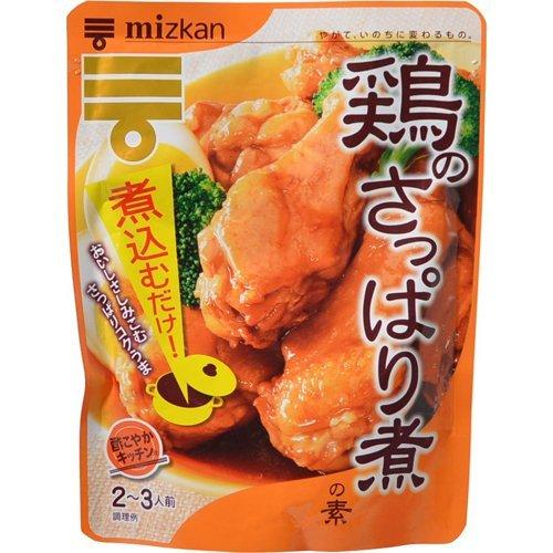 ミツカン 酢こやかキッチン 鶏のさっぱり煮の素 150g