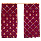 West Ham United FC Official Football Gift Curtains - A Great Christmas / Birthday Gift Idea For Men And Boys