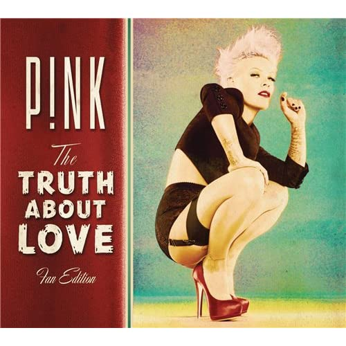The Truth About Love (Fan Edition) P!nk Audio CD