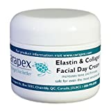 Carapex Facial Day Cream With Anti Aging Firming Elastin & Collagen Contains Natural Shea Butter And Vitamin E...