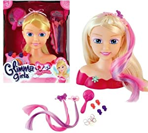 hair styling toys hair styling doll set hairdressing with 7420