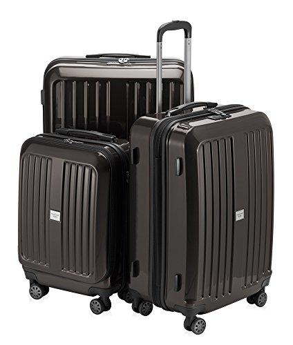 HAUPTSTADTKOFFER  Sets de bagages, 75 cm, 260 L, Noir