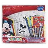 Tri-Coastal Design -Toys Mickey Mouse Clubhouse Floor Activity Set
