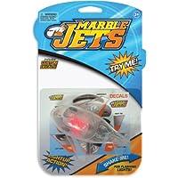 Skullduggery Krazy Kars Marble Jet Light Up Jet