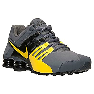Amazon.com: Men's Nike Shox Current Running Shoes ATHLETIC