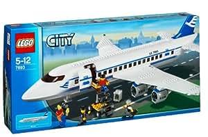 LEGO City 7893 - Passagierflugzeug: Amazon.de: Spielzeug