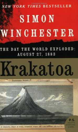 Cover:  Krakatoa: The Day the World Exploded