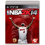 NBA 2K14 PS3 2K 14 2014 Basketball Game English, French, German, Italian, Japanese, Spanish, Traditional Chinese...