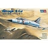 Hobby Boss Mirage Iii Cj Jet Fighter Airplane Model Building Kit