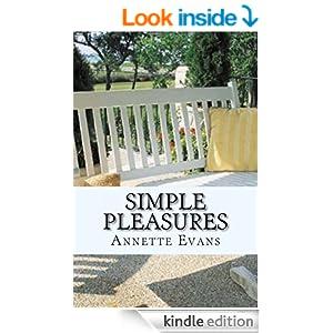 Simple pleasures book cover