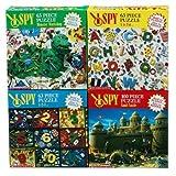 I Spy Puzzles - Set of 4